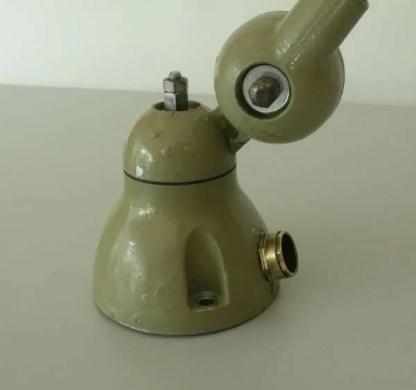Jielde loft wandlamp detail 1