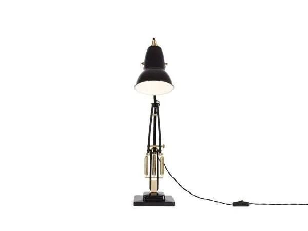 Original 1227 Messing bureaulamp Deep Slate 4