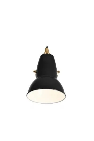 Original 1227 messsing wandlamp Deep Slate 3