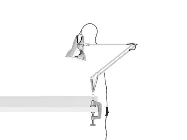 Original 1227 klem lamp Chrome 1