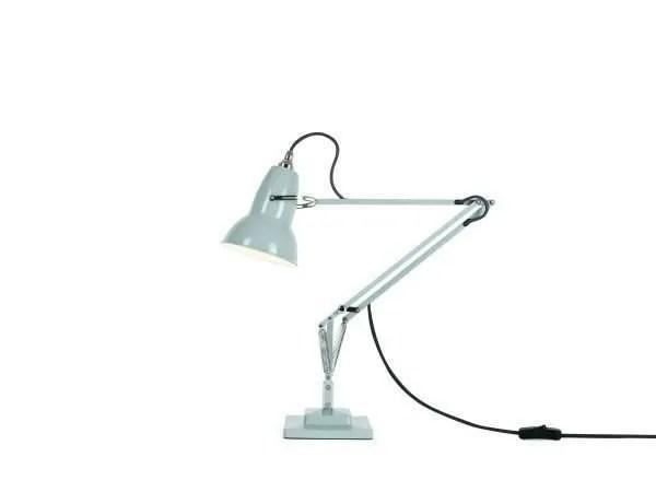 Original 1227 bureaulamp Dove Grey 1