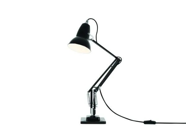 Original 1227 bureaulamp Jet Black 3