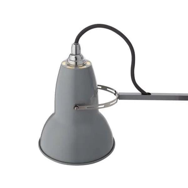 Original 1227 dove Grey staande lamp vloerlamp 4