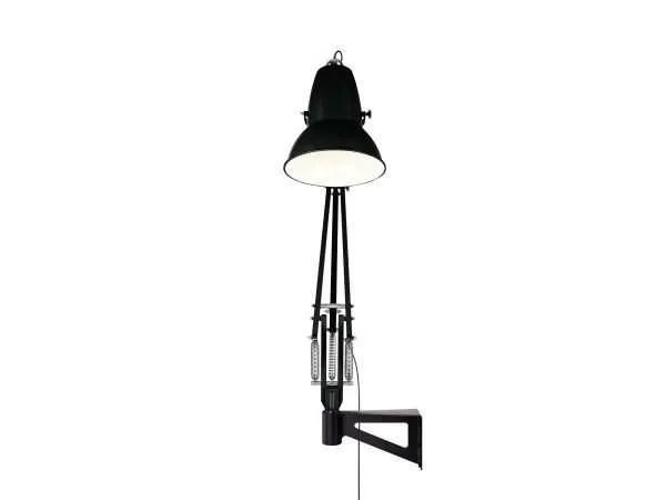Original 1227 Giant Wall Mounted Lamp Jet Black 4 (Matte)