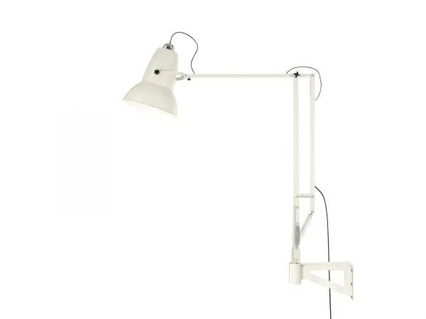 Original 1227 Giant Wall Mounted Lamp Linen White 4 (Matte)