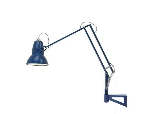Original 1227 Giant Wall Mounted Lamp Marine Blue 4