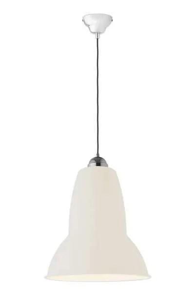 Original 1227 Gigant anglepoise hanglamp Linen White (Matte)