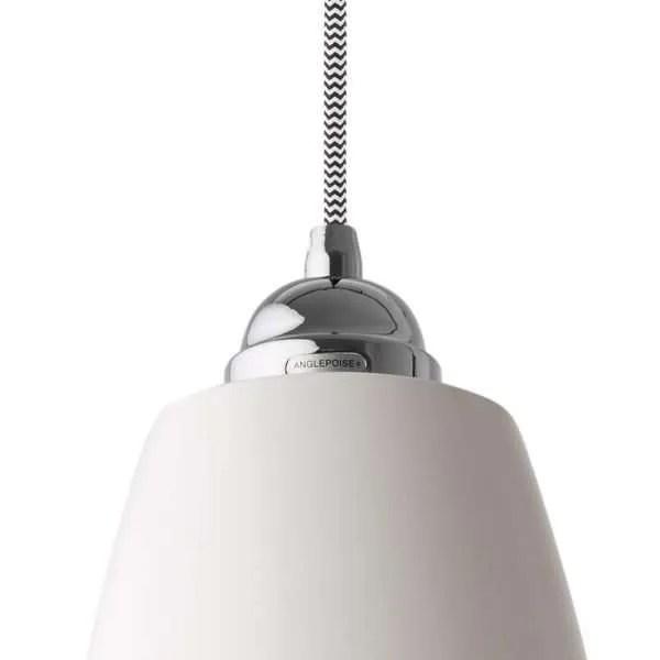 Original 1227 Maxi hanglamp Alpine White w BW Cable 2