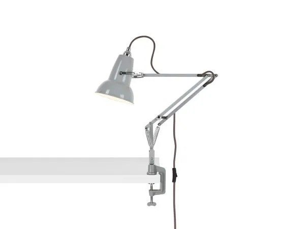 Original 1227 Mini bureau klemlamp Dove Grey 1