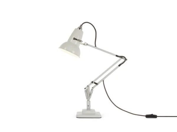Original 1227 Mini bureaulamp Linen White 2 BINK