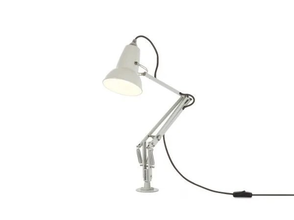 Original 1227 Mini bureau lamp met vaste bevestiging Linen White 3 Insert