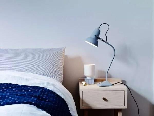 Original 1227 Mini tafel Lamp Anglepoise - Duif Grey