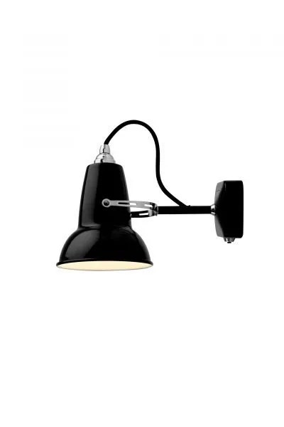 Original 1227 Mini Wandlamp Jet Black 1
