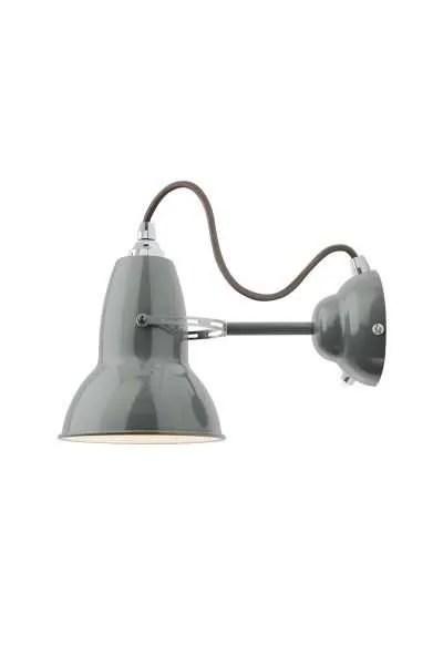 Original 1227 wandlamp anglepoise dove grey 1