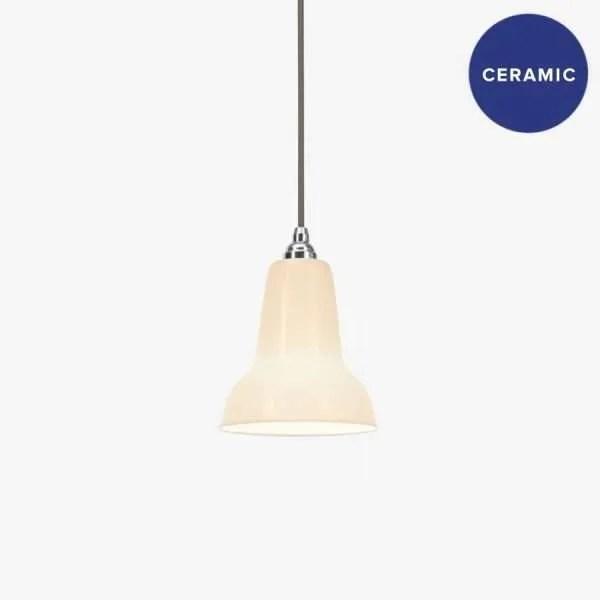 Original ceramic mini Anglepoise hanglamp BINK