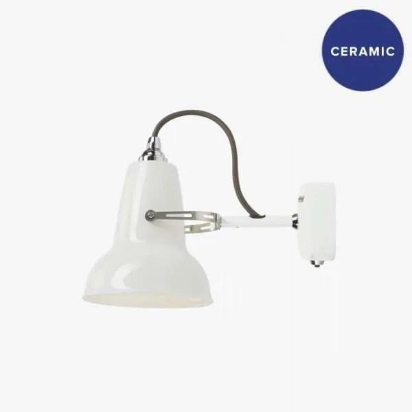 Original ceramic mini Anglepoise wandlamp BINK 2