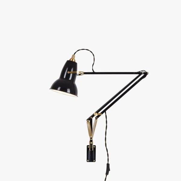 original 1227 brass anglepoise wandlamp 2