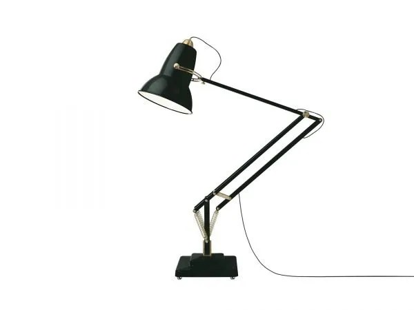 Original-1227-koperen anglepoise-Giant-vloerlamp Midnight Green 2