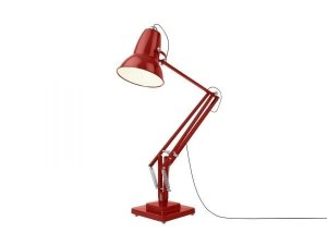 Original 1227 Giant Floor Lamp Crimson Red 3