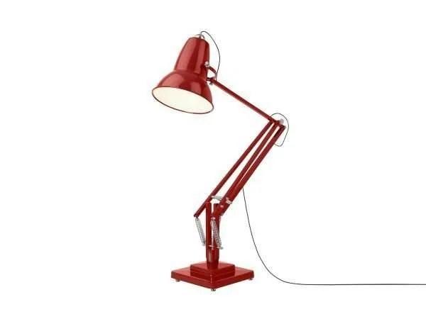 Original 1227 Giant Floor Lamp Crimson Red 3