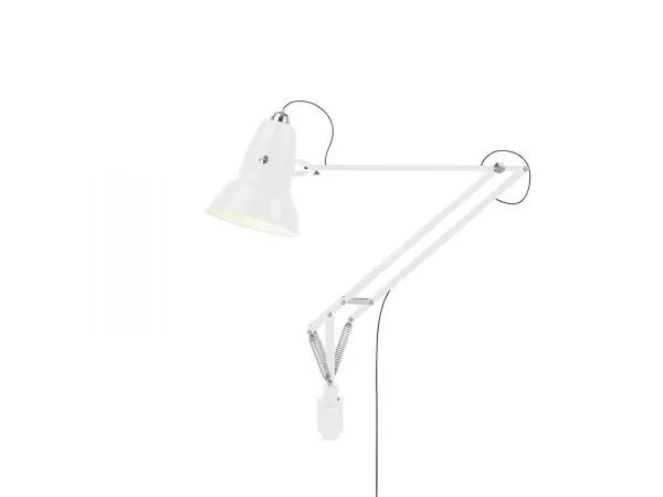 Original 1227 Giant Wall Mounted Lamp Alphine White 1