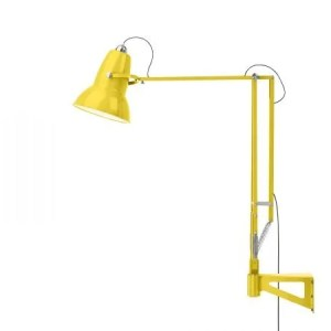 Original 1227 Giant Wall Mounted Lamp Citrus Yellow 4