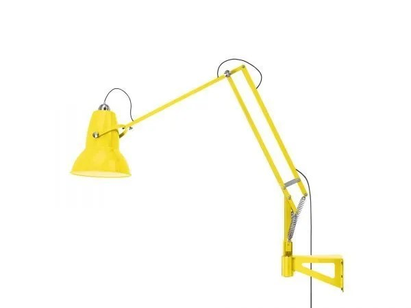Original 1227 Giant Wall Mounted Lamp Citrus Yellow 5