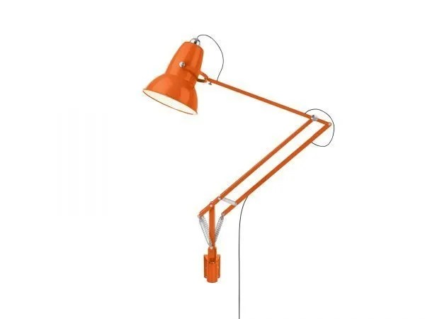 Original 1227 Giant Wall Mounted Lamp Fresh Orange 2