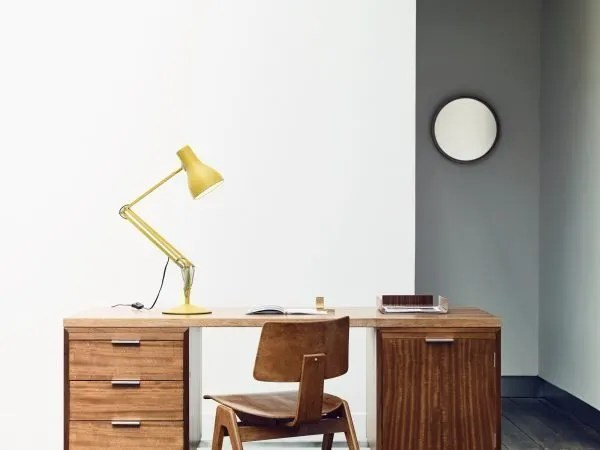 Anglepoise + Margaret Howell - Yellow Ochre 1