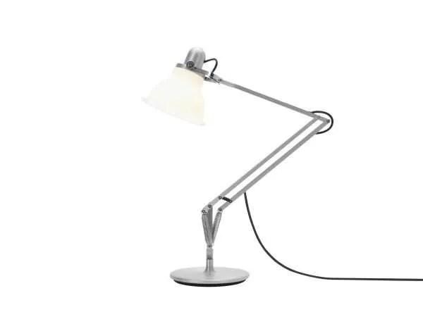 Anglepoise type 1228 Bureaulamp - Ice White 2 On