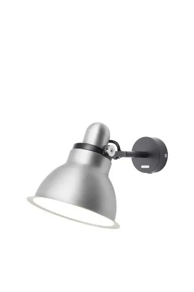 Anglepoise type 1228 Metallic wandlamp spot Silver Lustre 2