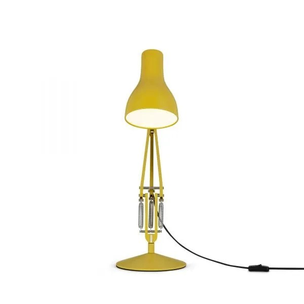 Anglepoise type 75 Desk Lamp - Yellow Ochre 4