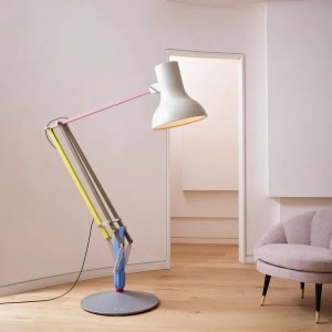 Anglepoise type 75 Giant Vloerlamp Paul Smith edition one in situ 2