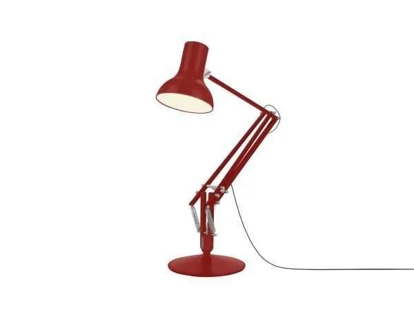 Anglepoise type 75 Gigant vloerlamp Crimson Red 3