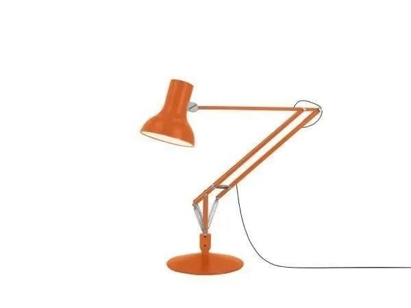 Anglepoise type 75 Gigant vloerlamp Fresh Orange 1