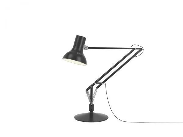 Anglepoise type 75 Gigant vloerlamp Graphite Grey 1