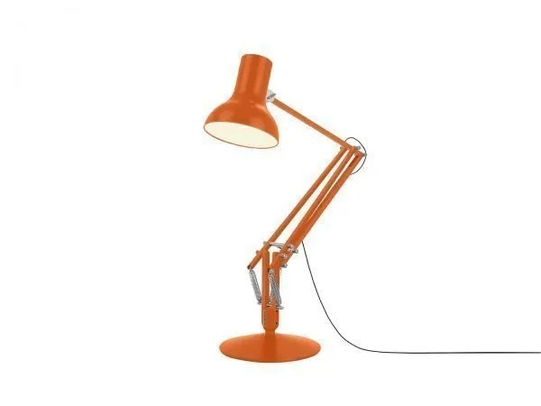 Anglepoise type 75 Gigant vloerlampFresh Orange 3
