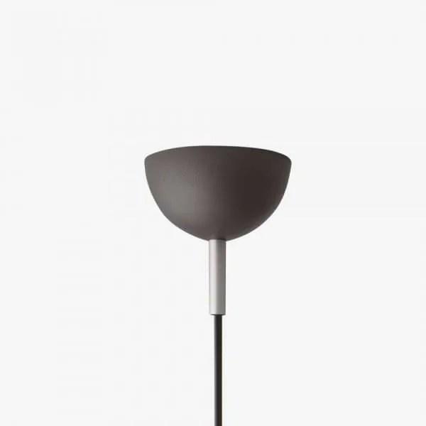 Anglepoise type 75 Maxi hanglamp Graphite Grey plafondkap