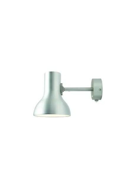 Anglepoise type 75 Mini Wandlamp Silver Lustre 1