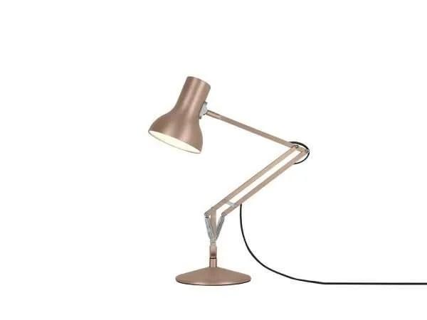 Anglepoise type 75 Mini bureaulamp Copper Lustre 2