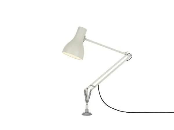 Anglepoise type 75 bureaulamp vaste bevestiging Jasmine White 2