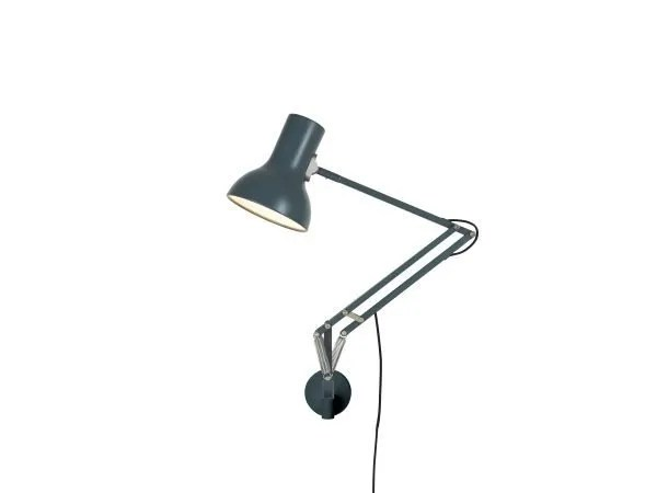 Anglepoise type 75 mini wandlamp Slate Grey 2