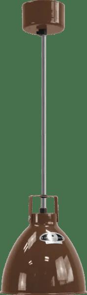 Jielde-Augustin-A160-Hanglamp-Chocolade-RAL-8017