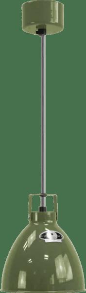 Jielde-Augustin-A160-Hanglamp-Olijf-Groen-RAL-6003
