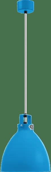 Jielde-Augustin-A240-Hanglamp-Licht-Blauw-RAL-5012
