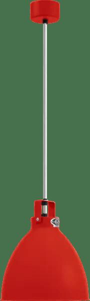 Jielde-Augustin-A240-Hanglamp-Rood-RAL-3020