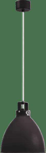 Jielde-Augustin-A240-Hanglamp-Zwart-RAL-9011