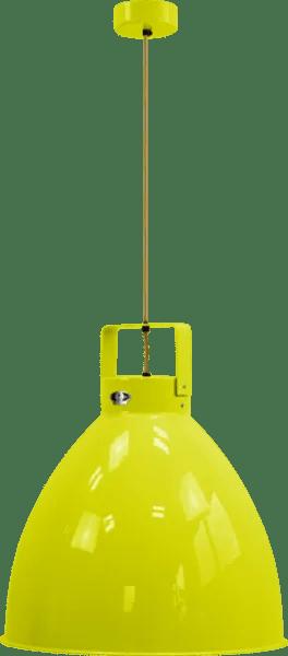 Jielde-Augustin-540-Hanglamp-Geel-RAL-1016