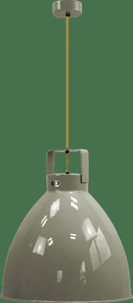 Jielde-Augustin-540-Hanglamp-Grijs-RAL-7002