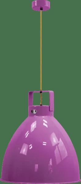 Jielde-Augustin-540-Hanglamp-Paars-Fuschia-RAL-4008